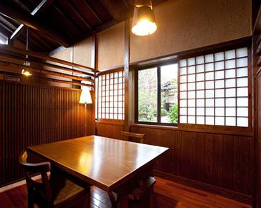 レストラン個室画像